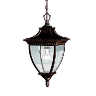 Kichler Lighting 9826TZG Amesbury - One Light Outdoor Pendant