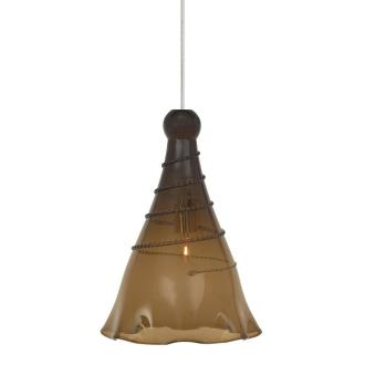 LBL Lighting HS402-MRL Allie - Monorail Low-Voltage Pendant