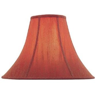 Lite Source CH1173-18 Red Bell Shade Only