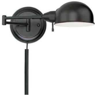 "Lite Source LS - 16753 Rizzo - 23.5"" Swing Arm Wall Lamp"