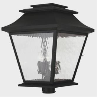 Livex Lighting 20248 Hathaway - Five Light Outdoor Post Lantern