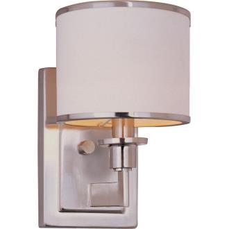 Maxim Lighting 12059WTSN Nexus - One Light Wall Sconce