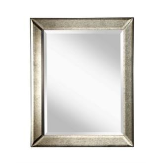 "Feiss MR1141AMR Antiqua - 24"" Rectangular Mirror"