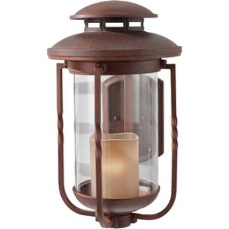 Feiss OL9204CN Menlo Park - One Light Outdoor Large Wall Lantern