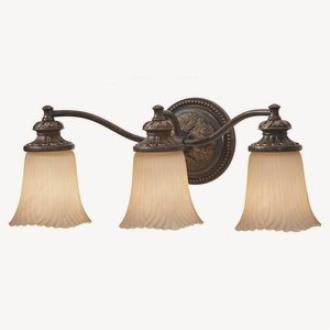 Feiss VS19503-GBZ Emma - Three Light Bath Vanity Strip