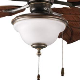 Progress Lighting P2636-20 Ashmore - Two Light Ceiling Fan Kit