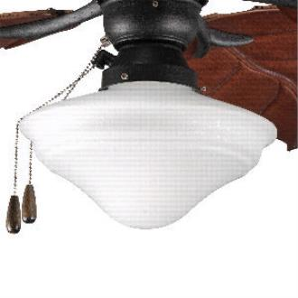 Progress Lighting P2637-80 Air Pro - One Light Ceiling Fan Kit