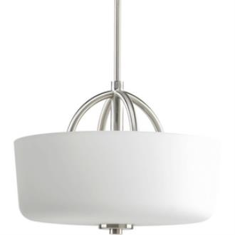 Progress Lighting P3878-09 Calven - Three Light Convertible Flush Mount