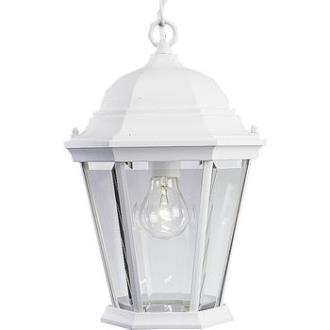 Progress Lighting P5582-30 Welbourne - One Light Outdoor Hanging Lantern