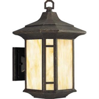Progress Lighting P6018-46 Arts and Crafts - One Light Wall Lantern