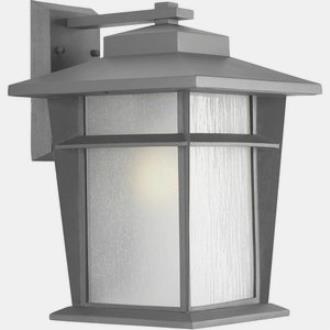 Progress Lighting P6042-136WB Loyal - One Light Wall Lantern