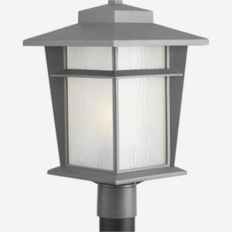 Progress Lighting P6421-136WB Loyal - One Light Post Lantern