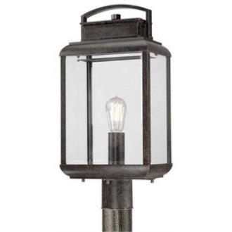 Quoizel Lighting BRN9010IB Byron - One Light Post