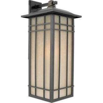 Quoizel Lighting HCE8411IB Hillcrest - One Light Outdoor Large Wall Lantern