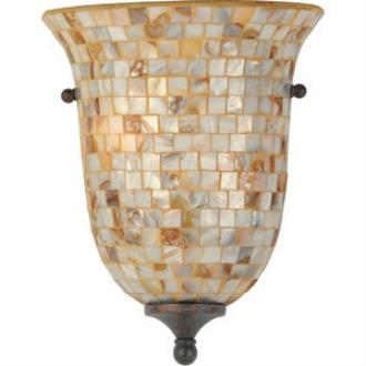 Quoizel Lighting MY8801ML Monterey Mosaic - Two Light Wall Sconce