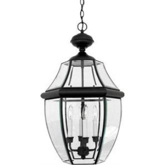 Quoizel Lighting NY1180K Newbury - Four Light Extra Large Hanging Lantern