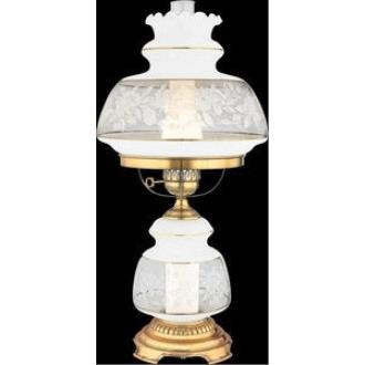 Quoizel Lighting SL703G Satin Lace - One Light Table Lamp