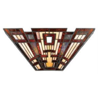 Quoizel Lighting TFCC8802 Classic Craftsman - Two Light Pocket Wall Sconce