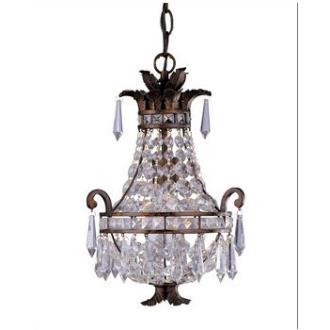 Savoy House 1-1046-1-56 One Light Mini Chandelier