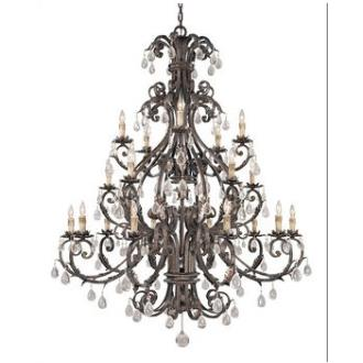 Savoy House 1-5309-20-8 Chastain - Twenty Light Chandelier