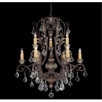 Savoy House 1P-1558-9-8 Elizabeth - Nine Light Chandelier