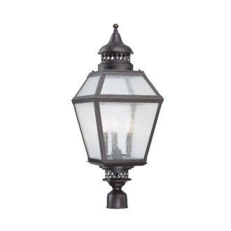 Savoy House 5-777-13 Chimnea - Three Light Post Mount