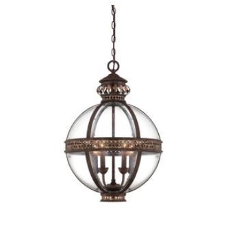 Savoy House 7-1481-4-124 Strasbourg - Four Light Large French Globe Pendant
