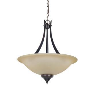 Sea Gull Lighting 65175-710 Brockton - Three Light Pendant