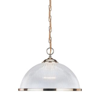 Sea Gull Lighting 6641-02 Single Light Pendant