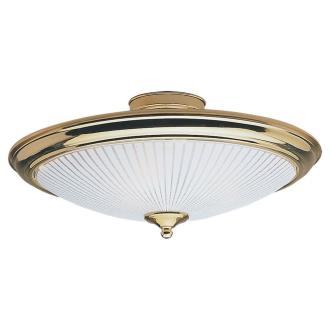 Sea Gull Lighting 7457-02 Three-light Close To Ceiling Fixture
