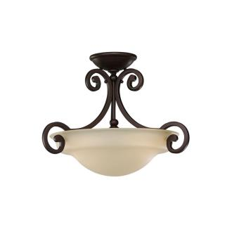 Sea Gull Lighting 77145-814 Acadia Semi-Flush Ceiling Light