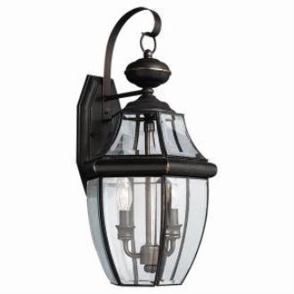 Sea Gull Lighting 8039-71 Two Light Outdoor Wall Fixture