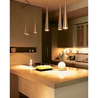 Tech Lighting 700MOSUMLS Summit - One Light Monorail Low Voltage Pendant-Large