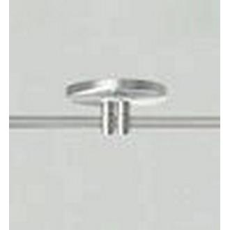 """Tech Lighting 700MOP4C401 Accessory - 4"""" Monorail Low-Profile Dual-Power Feed Canopy"""