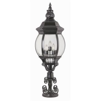Trans Globe Lighting 40622 Classic - Five Light Xtra Large Post Mount