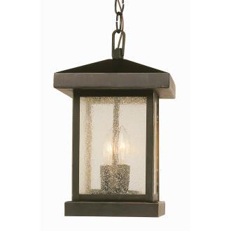 Trans Globe Lighting 45643 Two Light Outdoor Hanging Lantern