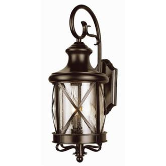 Trans Globe Lighting 5120 Two Light Outdoor Wall Mount