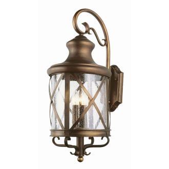 Trans Globe Lighting 5122 ROB Four Light Outdoor Wall Lantern