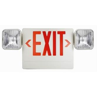 Trans Globe Lighting EXIT-722 Exit Sign - 2 Light Emergency Lamp