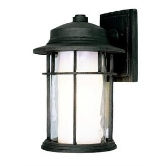 "Trans Globe Lighting LED-5290 RT LED - 12"" Outdoor Wall Lantern"