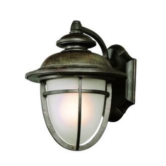 "Trans Globe Lighting LED-5851 DR LED - 13"" Outdoor Wall Lantern"