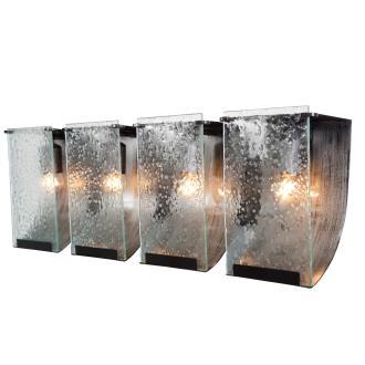 Varaluz Lighting 160B04 Rain - Four Light Bath Vanity